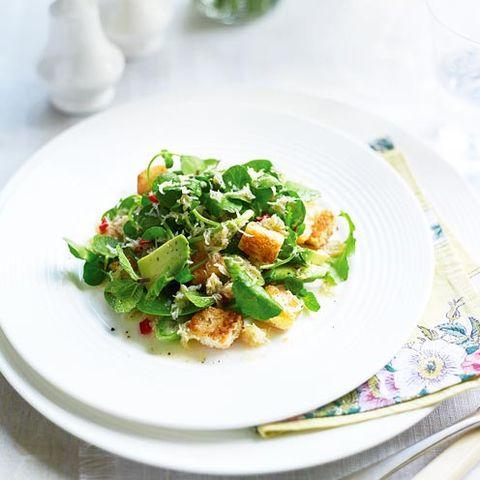 best crab recipes simple crab salad