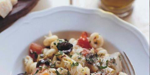 Food, Cuisine, Ingredient, Tableware, Pasta, Dish, Dishware, Serveware, Recipe, Produce,