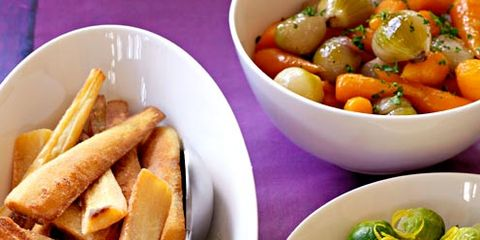Food, Brown, Yellow, Fried food, Tableware, Dish, French fries, Produce, Ingredient, Cuisine,
