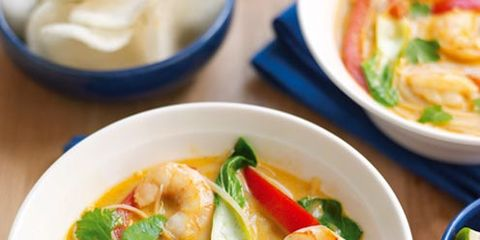 Food, Cuisine, Ingredient, Dish, Dishware, Recipe, Soup, Garnish, Bowl, Produce,
