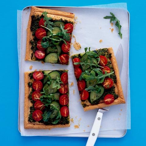 best courgette recipes courgette and tomato tart