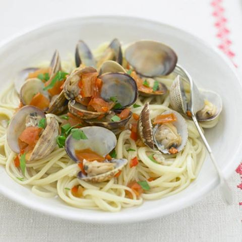 clams with chilli