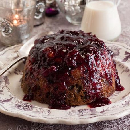 Christmas Pudding Recipe.Quick Christmas Pudding Recipe