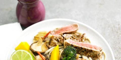 Food, Ingredient, Lemon, Cuisine, Citrus, Tableware, Produce, Plate, Meyer lemon, Dishware,