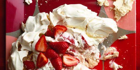 Food, Cuisine, Ingredient, Dessert, Sweetness, Whipped cream, Fruit, Dairy, Frozen dessert, Dish,