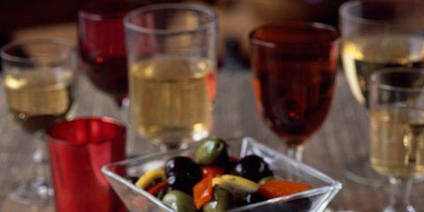Food, Drinkware, Tableware, Glass, Stemware, Barware, Cuisine, Serveware, Drink, Dishware,