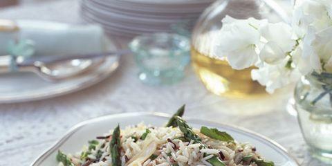 Food, Dishware, Serveware, Rice, Cuisine, Recipe, Tableware, Dish, Kitchen utensil, Staple food,