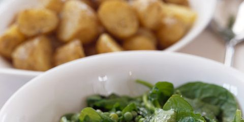 Food, Ingredient, Produce, Dishware, Cuisine, Dish, Potato, Side dish, Root vegetable, Yukon gold potato,