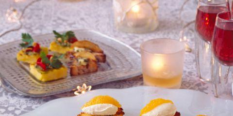Serveware, Food, Glass, Drinkware, Finger food, Tableware, Barware, Cuisine, Ingredient, Meal,
