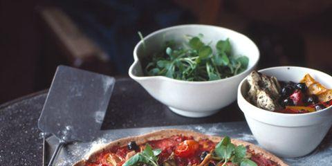 Food, Cuisine, Dish, Tableware, Bowl, Ingredient, Recipe, Meal, Leaf vegetable, Spoon,
