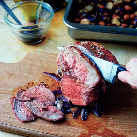 Food, Ingredient, Serveware, Animal product, Cuisine, Recipe, Dishware, Meat, Cooking, Red meat,