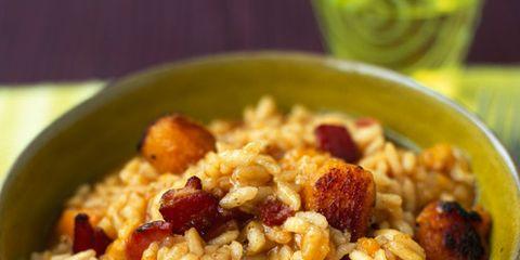 Food, Cuisine, Serveware, Ingredient, Rice, Dishware, Tableware, Recipe, Arborio rice, Meal,