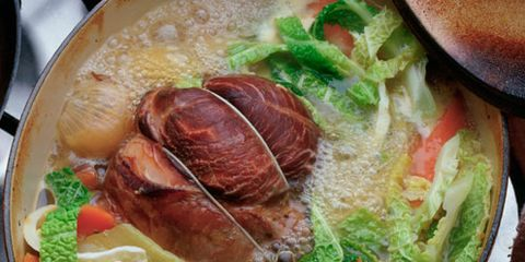 Food, Ingredient, Cuisine, Dish, Meat, Recipe, Meal, Sun hat, Dishware, Cooking,