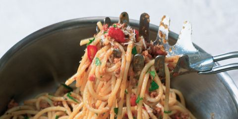 Food, Cuisine, Noodle, Spaghetti, Pasta, Chinese noodles, Lo mein, Pancit, Fried noodles, Recipe,
