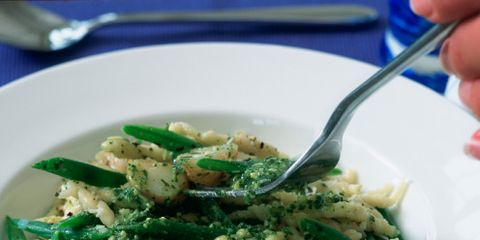 Food, Green, Cuisine, Ingredient, Produce, Vegetable, Pasta, Dishware, Recipe, Kitchen utensil,