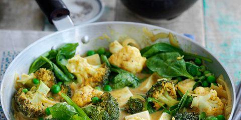 Food, Cuisine, Ingredient, Dish, Vegetable, Produce, Leaf vegetable, Recipe, Tableware, Cooking,