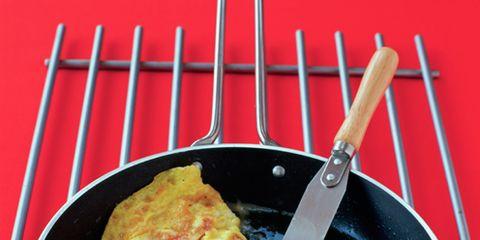Food, Cuisine, Tableware, Meal, Dish, Kitchen utensil, Ingredient, Omelette, Breakfast, Cutlery,