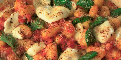 best gnocchi recipes gnocchi and mozzarella bake