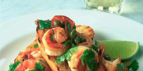 Food, Ingredient, Cuisine, Seafood, Dishware, Recipe, Serveware, Dish, Plate, Lemon,