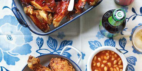Food, Dish, Fried food, Dishware, Tableware, Plate, Recipe, Serveware, Deep frying, Cuisine,