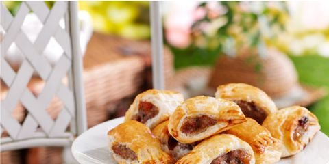 Food, Finger food, Baked goods, Dish, Ingredient, Cuisine, Recipe, Breakfast, Snack, Plate,