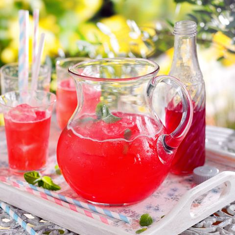 best summer cocktail recipes raspberry cordial