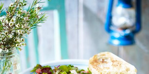 Food, Salad, Cuisine, Ingredient, Dish, Leaf vegetable, Garden salad, Vegetable, Recipe, Produce,
