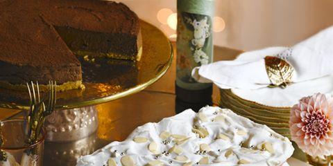 Cuisine, Food, Sweetness, Cake, Serveware, Ingredient, Dessert, Baked goods, Cake decorating, Dish,