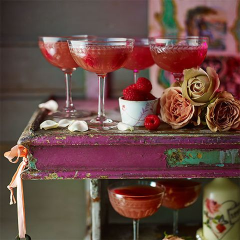 summer cocktail recipe french martini
