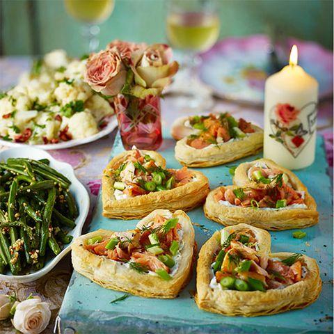 Food, Finger food, Cuisine, Ingredient, Dish, Recipe, Baked goods, Tableware, Meal, Produce,