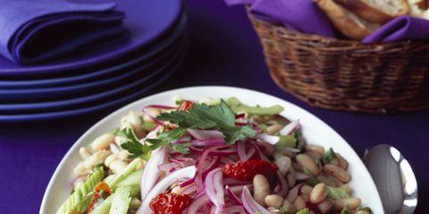 Food, Dishware, Ingredient, Tableware, Produce, Basket, Cuisine, Serveware, Dish, Plate,