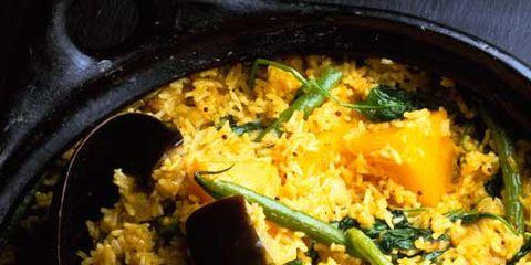 Food, Ingredient, Cuisine, Recipe, Dish, Leaf vegetable, Cooking, Cookware and bakeware, Vegetable, Meal,