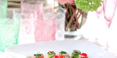 Cuisine, Food, Finger food, Dishware, Ingredient, Dish, Glass, Tableware, appetizer, Recipe,