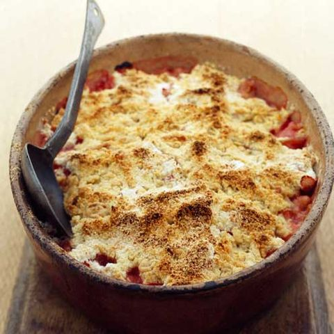 best crumble recipes