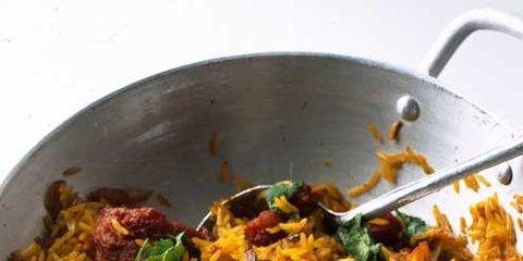 Food, Ingredient, Recipe, Mixture, Cuisine, Dish, Cooking, Kitchen utensil, Bowl, Leaf vegetable,
