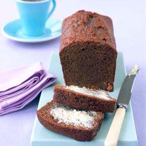 sticky gingerbread cake