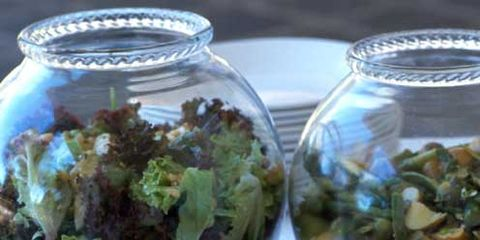 Food, Mason jar, Food storage containers, Ingredient, Cuisine, Finger food, Produce, Dish, Glass, Serveware,