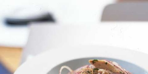 Food, Pasta, Ingredient, Cuisine, Recipe, Dish, Produce, Kitchen utensil, Staple food, Al dente,
