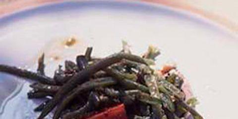 Dishware, Food, White, Cuisine, Ingredient, Tableware, Plate, Serveware, Black, Dish,