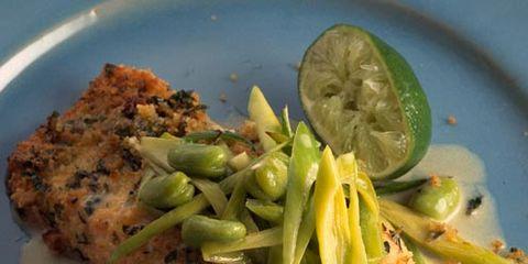 Food, Dishware, Ingredient, Produce, Citrus, Lemon, Plate, Cuisine, Tableware, Recipe,