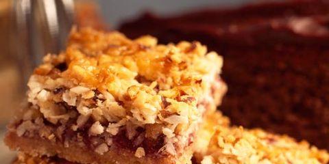 Food, Cuisine, Dessert, Finger food, Ingredient, Dish, Baked goods, Recipe, Snack, Cooking,