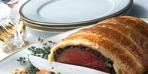 Beef Wellington recipe