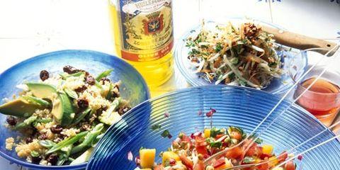 Food, Cuisine, Dishware, Tableware, Salad, Meal, Ingredient, Dish, Recipe, Plate,