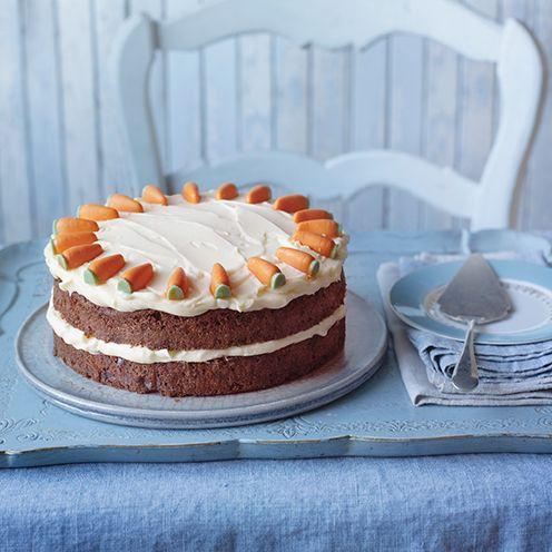 Best Ever Carrot Cake Recipe