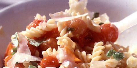 Food, Cuisine, Tableware, Ingredient, Recipe, Dish, Farfalle, Meal, Serveware, Bowl,