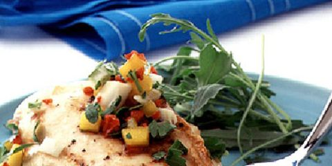 Food, Cuisine, Ingredient, Dish, Recipe, Tableware, Garnish, Fines herbes, Dishware, Meat,