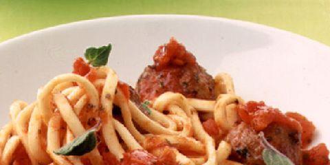 Pasta, Food, Cuisine, Spaghetti, Ingredient, Dish, Condiment, Al dente, Noodle, Recipe,