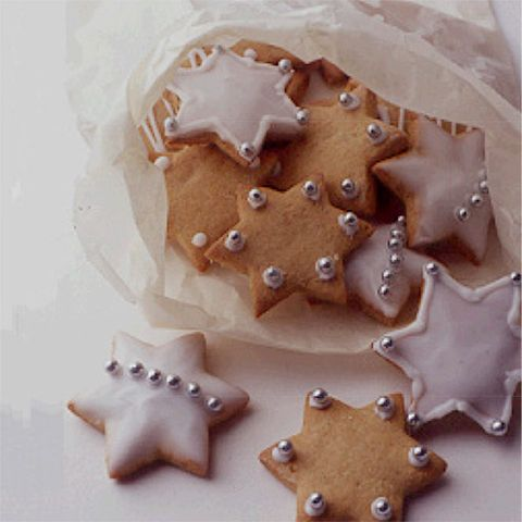 Spiced Christmas biscuits