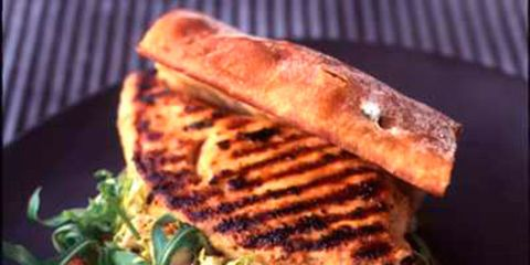 Food, Cuisine, Dish, Meat, Ingredient, Garnish, Plate, Breakfast, Fast food, Dishware,