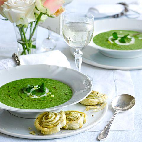 Green, Serveware, Dishware, Food, Cuisine, Table, Ingredient, Green sauce, Condiment, Tableware,